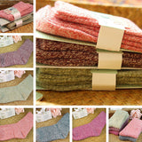 5 Pairs Women Cashmere Wool Blend Casual Socks | Christmas Apparel | All For Xmas