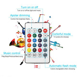 Smart Bluetooth Multicolor LED Bulb Speaker | Wireless Music Playing Dimmable Led Lamp | All For Xmas - All For Xmas