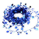 15ft / 5m Hanging Star Christmas Ornament | Tree Decoration | All For Xmas