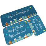 Merry Christmas - Non-Slip Doormat - Different Sizes | Home Decor | All For Xmas