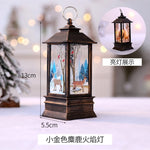 Christmas Candle with LED Tea light | Christmas Lighting Decorations | All For Xmas