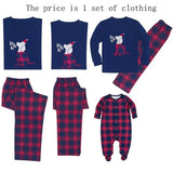 Christmas Family Matching Pajamas - Ho Ho Ho Dog | Christmas Apparel | All For Xmas