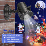 Christmas Laser Projector Animation Effects | Indoor Outdoor Lighting | All For Xmas