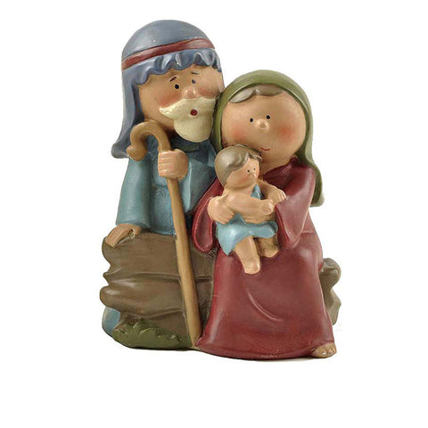 Christmas Nativity Scene Mini Mary Joseph Jesus | Christmas Decor | All For Xmas