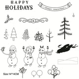 DIY Silicone Christmas Stamps | Gift Ideas | All For Xmas