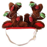 Cats And Dogs Reindeer Headwear For Christmas | Holiday Gifts | All For Xmas
