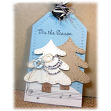 Christmas Tree 3PCS - DIY Die Cut | Gifts For Christmas | All For Xmas