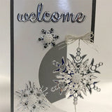 Snowflakes - DIY Die Cut | Gifts For Christmas | All For Xmas