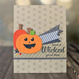 Pumpkin - DIY Die Cut | Gifts For Christmas | All For Xmas