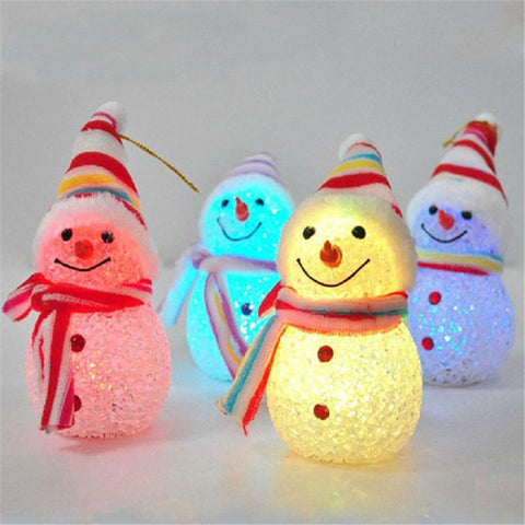 Glowing Snowman LED Light | Christmas Lighting | All For Xmas