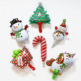 1pcs Christmas Foil Air Balloons | Christmas Party Decor | All For Xmas - All For Xmas