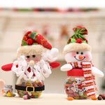 Plush Christmas Gift Boxes | Gift Decor | All For Xmas