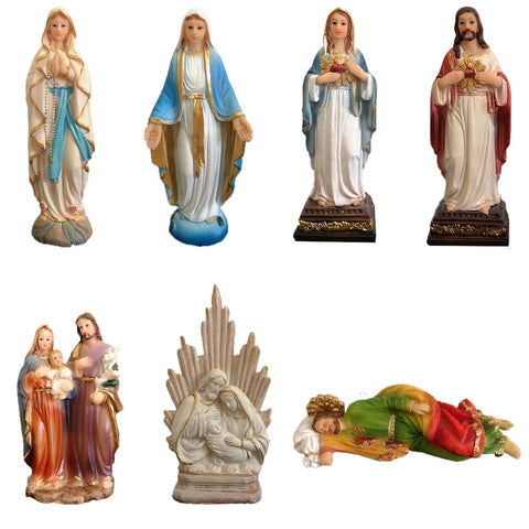 Christmas Nativity Scene Figures | Christmas Decor | All For Xmas