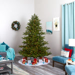 7.5' South Carolina Spruce Artificial Christmas Tree