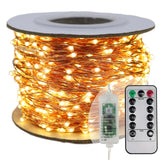LED String Lights 100-150-300ft | Christmas Lighting | All For Xmas - All For Xmas