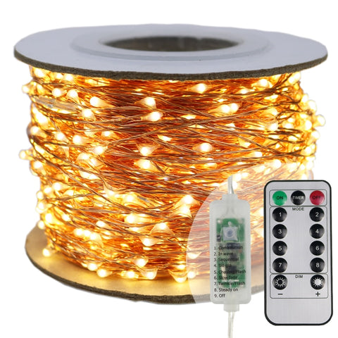 LED String Lights 100-150-300ft | Christmas Lighting | All For Xmas