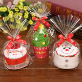 Christmas Microfiber Towel Cake | Christmas Gift Ideas | All For Xmas