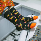 Women Casual Colorful Cotton Blend Harajuku Winter Socks | Christmas Apparel | All For Xmas