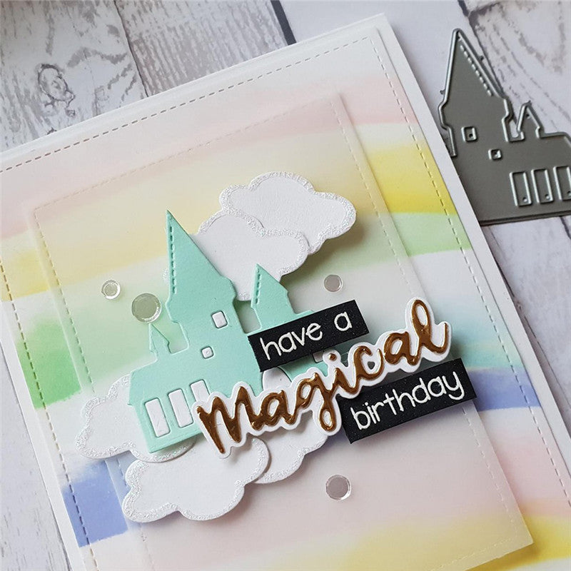 298c28812a20 Magical Words DIY Die Cut   Gifts For Christmas   All For Xmas
