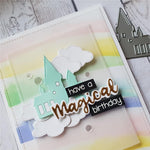 Magical Words DIY Die Cut | Gifts For Christmas | All For Xmas