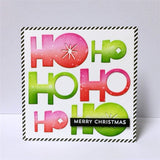Ho Ho Ho Metal Cutting Die | DIY Scrapbooking | All For Xmas