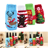 Christmas Wine bottle Bag | Beer Bottle Cover | All For Xmas
