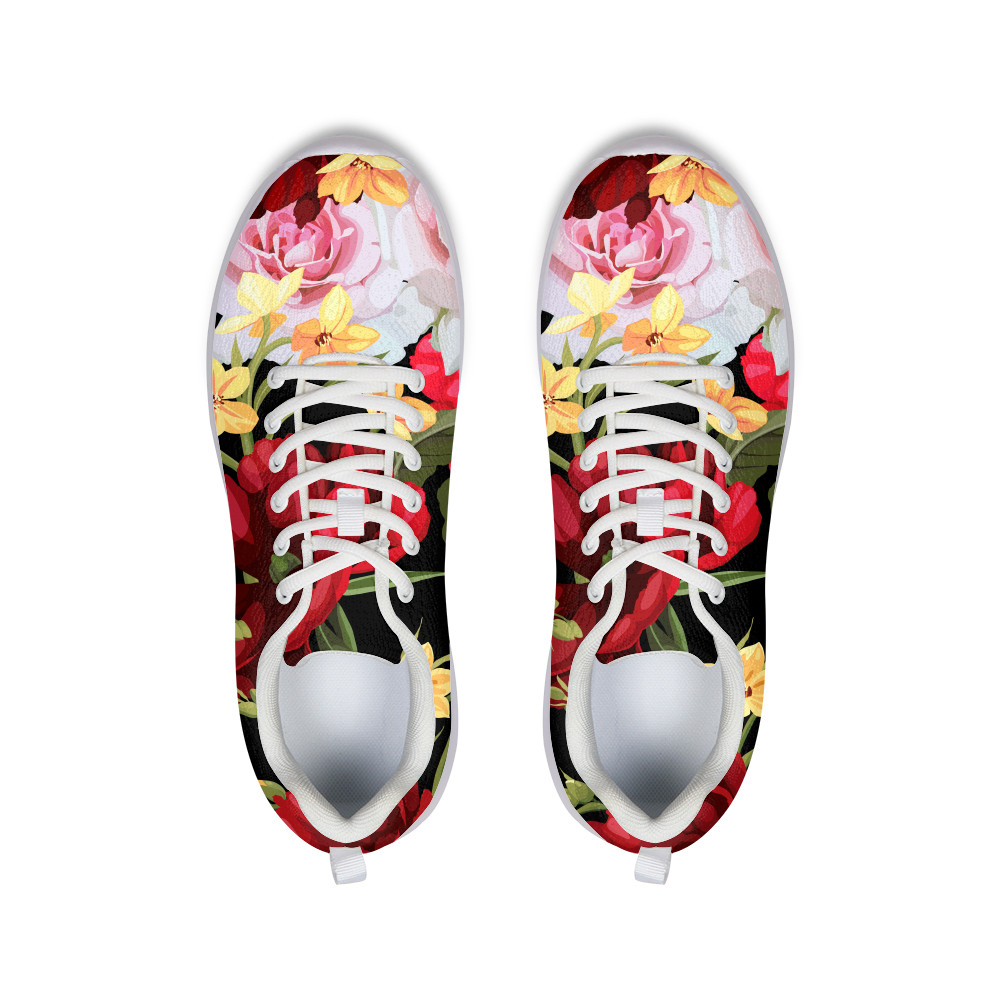 Official DON Flower Athletic Sneaker