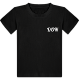 Official Don T-Shirt - Kids - Black / 1/2 Ans - Enfant & Bébé>T-Shirts