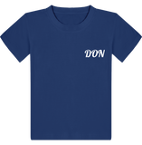 Official Don T-Shirt - Kids - Royal Blue / 1/2 Ans - Enfant & Bébé>T-Shirts