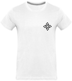 Mens Official Don Signature Complex Plain T-Shirt - White / S - Homme>Tee-Shirts