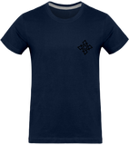 Mens Official Don Signature Complex Plain T-Shirt - Navy / S - Homme>Tee-Shirts