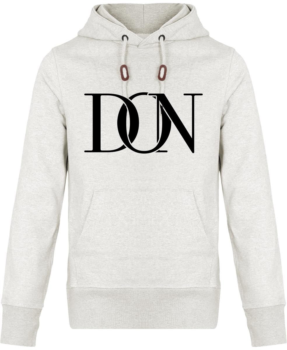 Unisex Official Don Stanley Tell Signature Hoodie - Cream Heather Grey / Xxs - Unisexe>Sweatshirts
