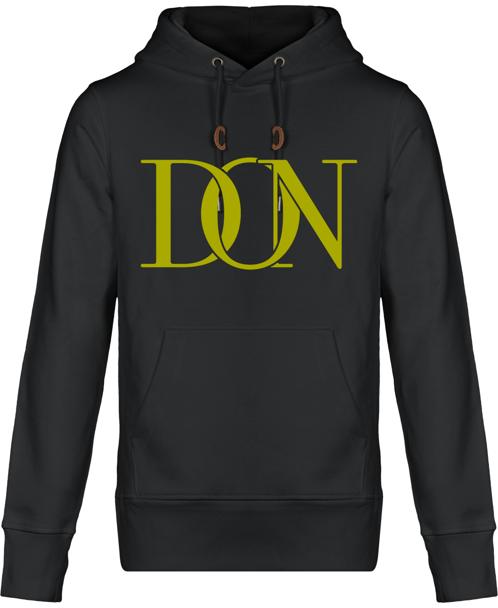 Unisex Official Don Stanley Tell Gold Hoodie - Stretch Limo / Xxs - Unisexe>Sweatshirts