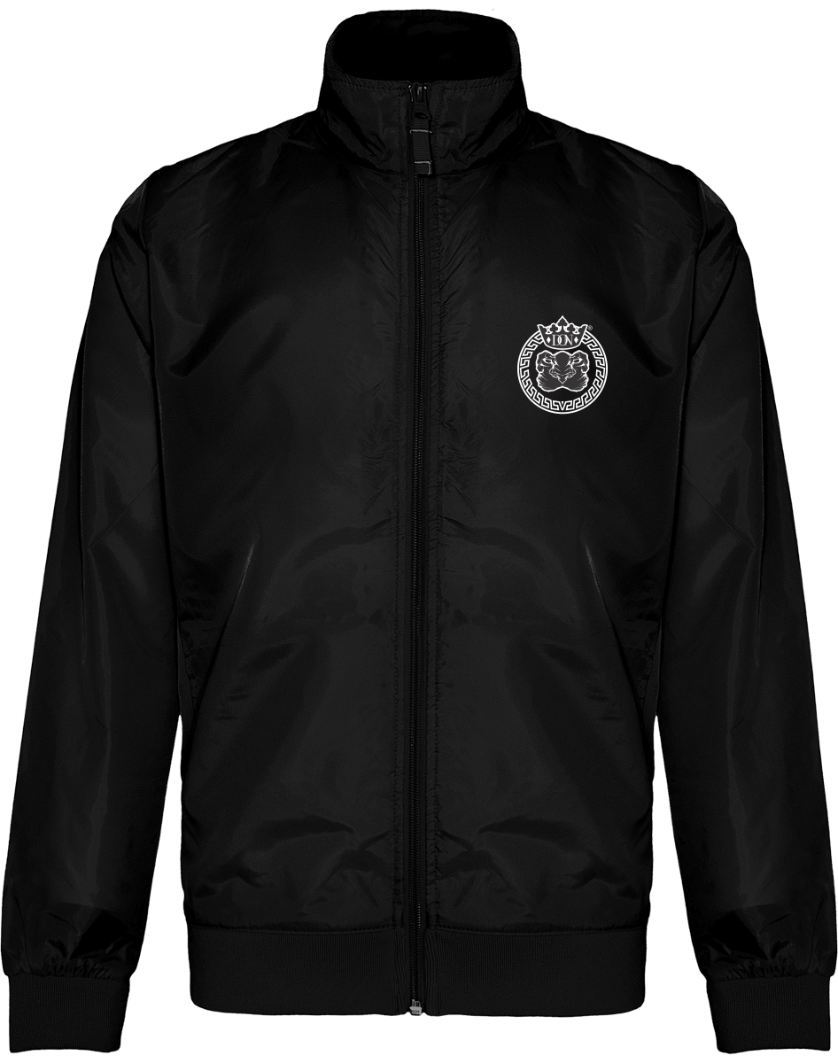 Mens Official Don Lions Pride Windbreaker Jacket - Black / S - Homme>Vestes & Manteaux