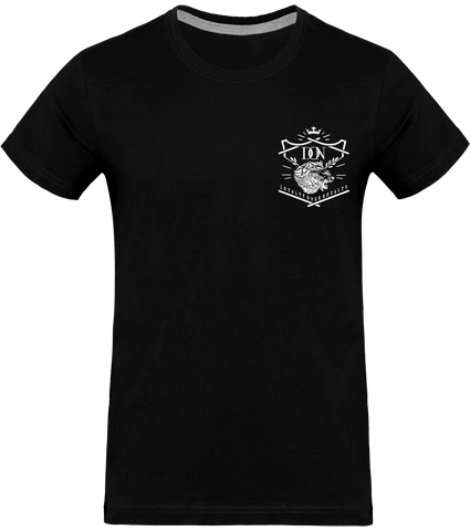 Mens Official Don Loyalty Over Royalty T-Shirt - Black / S - Homme>Tee-Shirts