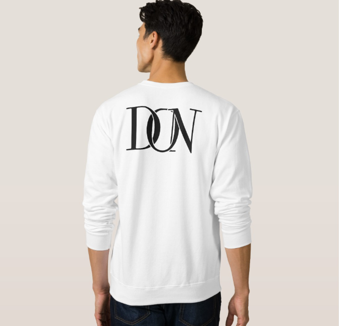 Mens Official Don Long-Sleeve T-Shirt