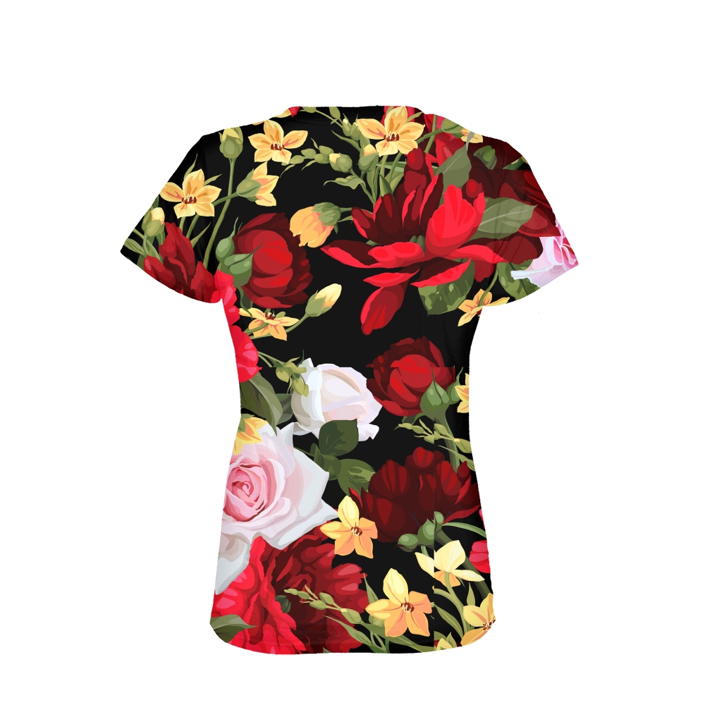 Official DON Women's Flower T-Shirt