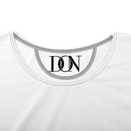 Official Don Signature Money Ladies Tunic T-Shirt - Womens