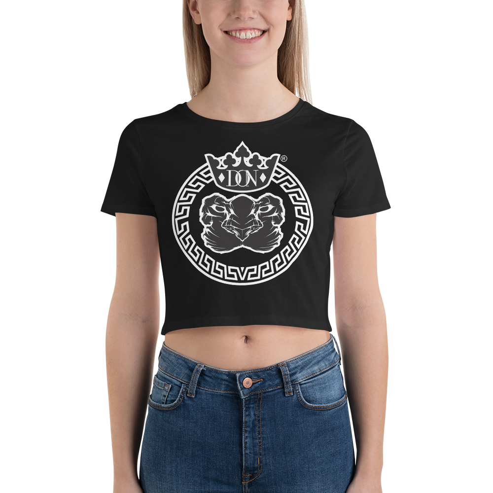 Official Don Womens Crop Tee - Xs/sm