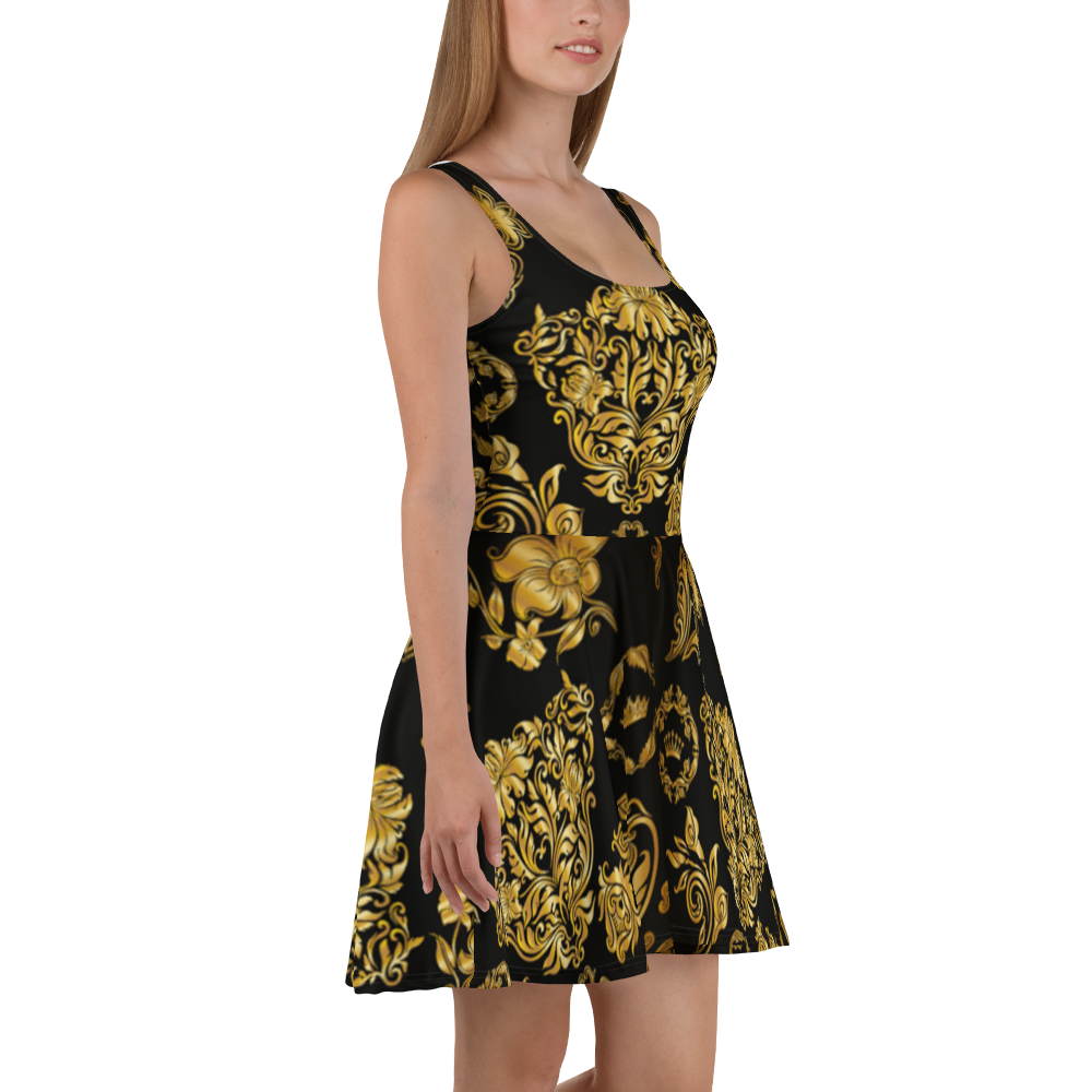 Official Don Skater Plutus Dress