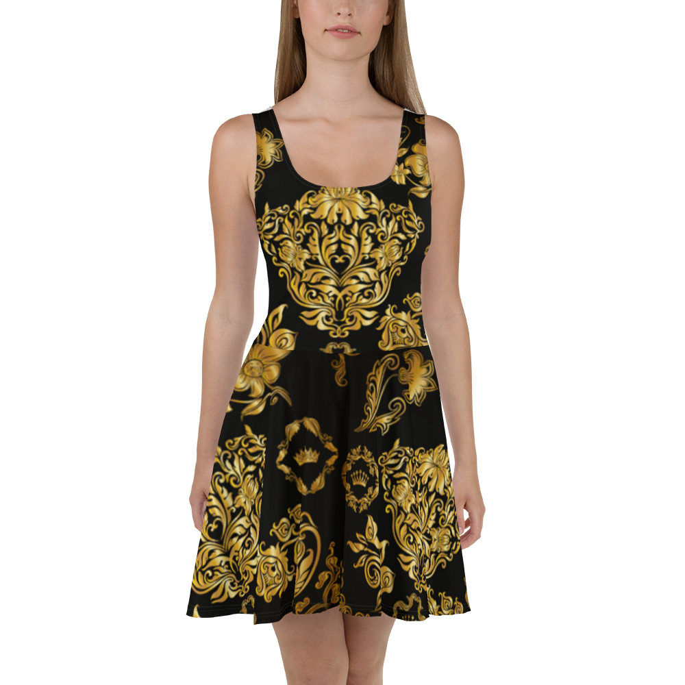 Official Don Skater Plutus Dress - Xs