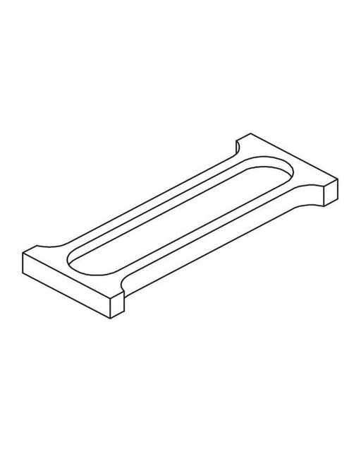 P311 | Bone Platform Tube, Pyrolytically Coated, 10pk for Varian