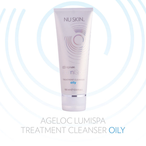 LUMISPA TREATMENT CLEANSER FOR OILY SKIN