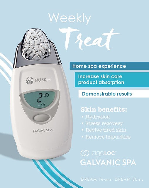 ageLOC® Spa Beauty Package White