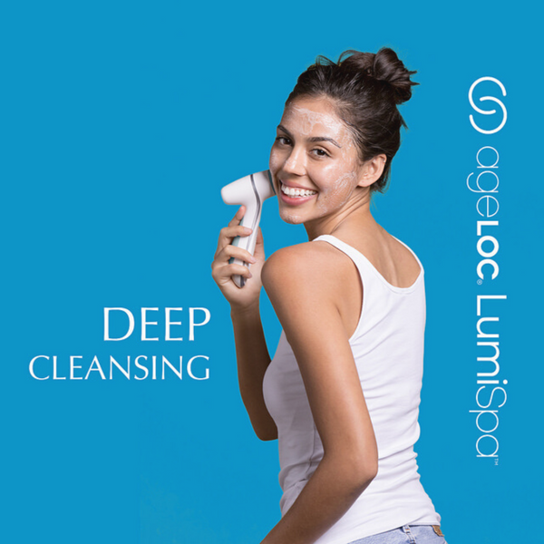 LUMISPA DEEP CLEANSING DEVICE