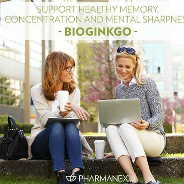 BIOGINGKO FOR MEMORY AND CONCENTRATION