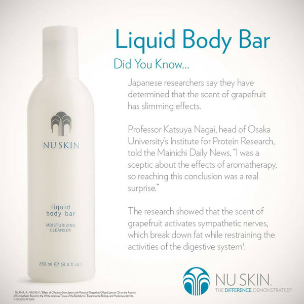 LIQUID BODY BAR