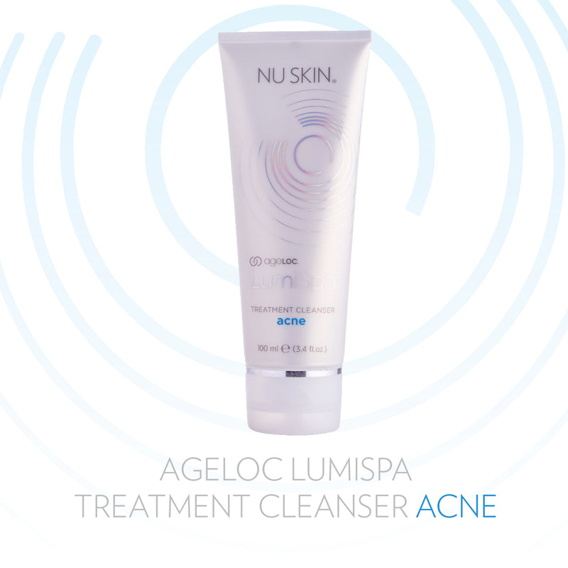 LUMISPA TREATMENT CLEANSER FOR ACNE