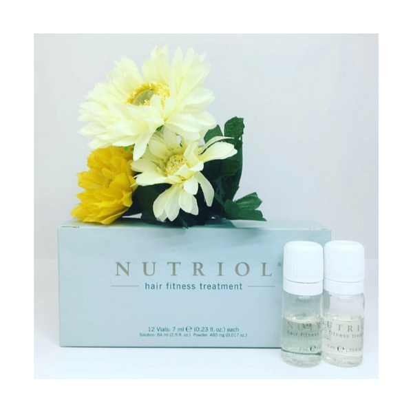 NUTRIOL HAIR FITNESS TREATMENT