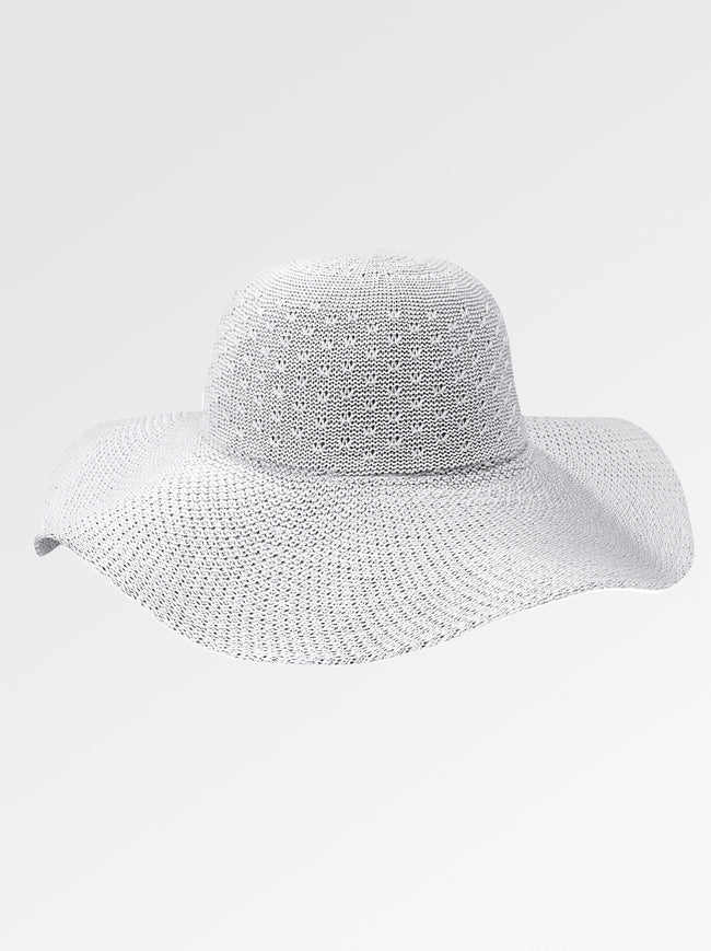 Perla Packable Wide Brim Hat